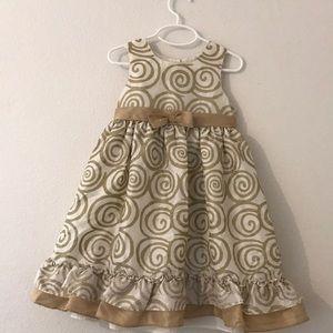 Cherokee Beautiful Dress 4T